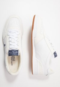 Polo Ralph Lauren - Sneaker low - white/navy