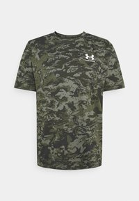 CAMO - T-shirts print - baroque green