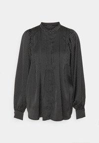 Bruuns Bazaar - ACACIA EADIE SHIRT - Blouse - black - 0