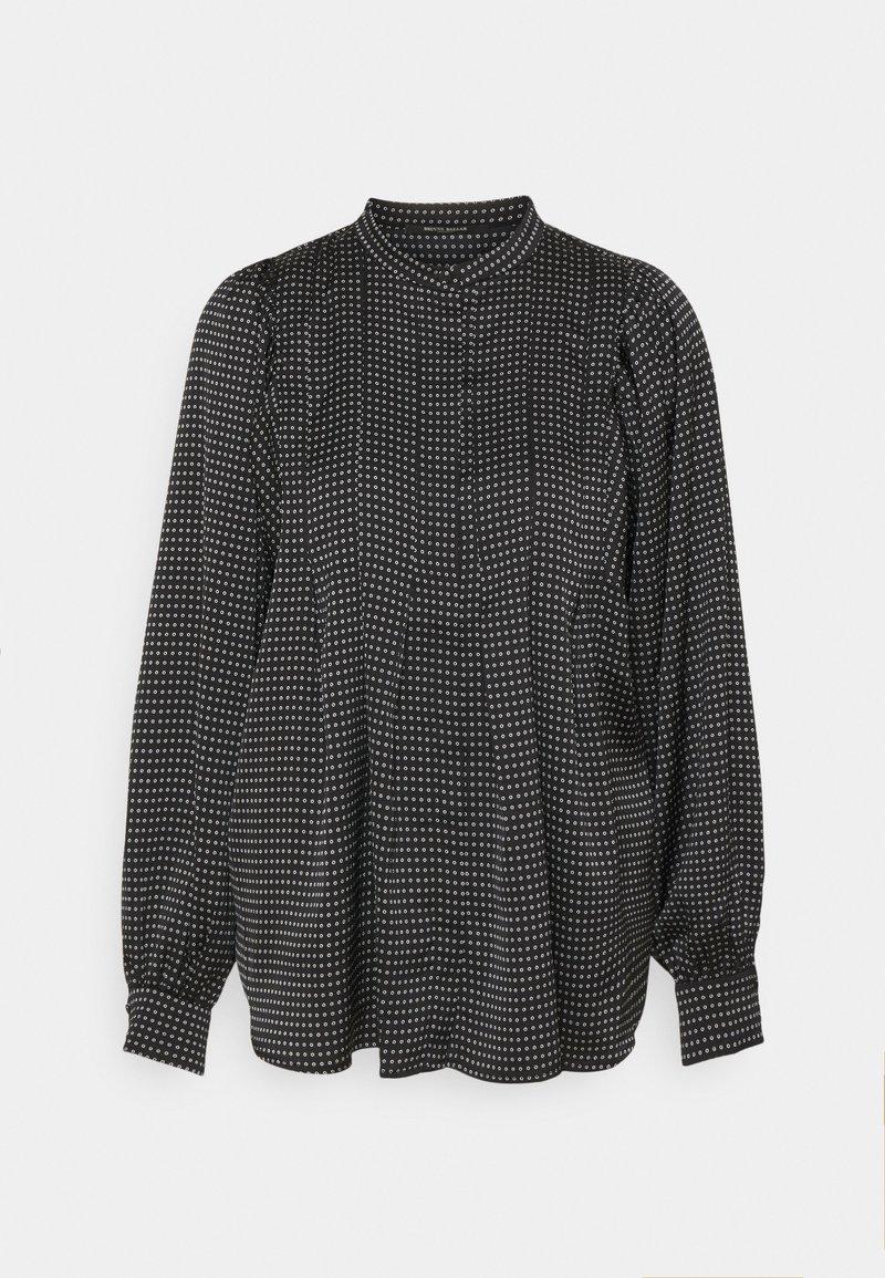 Bruuns Bazaar - ACACIA EADIE SHIRT - Blouse - black