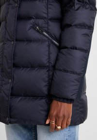 Marc O'Polo - COAT FILLED - Down coat - midnight blue - 8