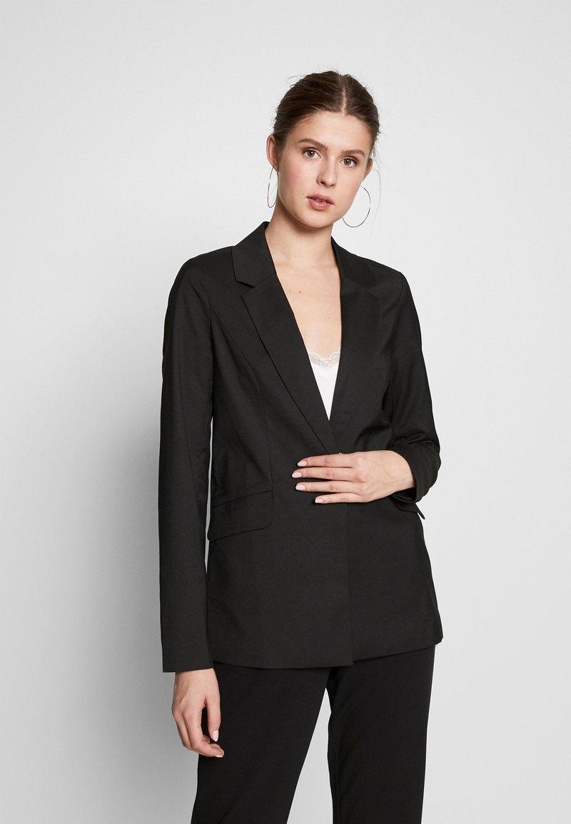 ONLY Tall - ONLCAROLINA WIN CHECK - Blazer - black