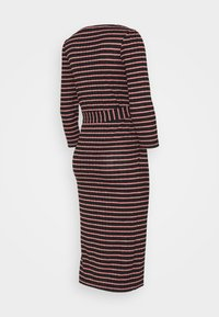 Supermom - DRESS STRIPE - Maxi dress - rosette - 1