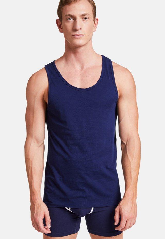 TOUGH TONY - Undershirt - navy