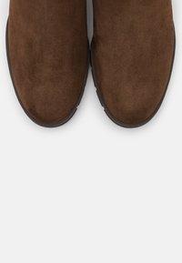 Unisa - JAICO - Classic ankle boots - truffle - 5
