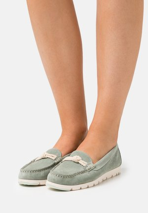 Slippers - sage