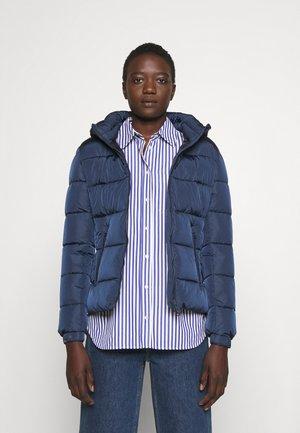 MEGA TESS - Winter jacket - navy blue