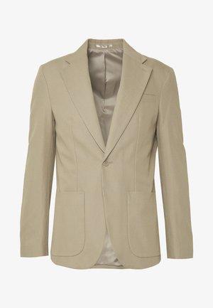 DEAN DRAPEY JACKET - Suit jacket - khaki