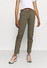 Arc'teryx - KONSEAL PANT WOMENS - Outdoor trousers - tatsu - 0