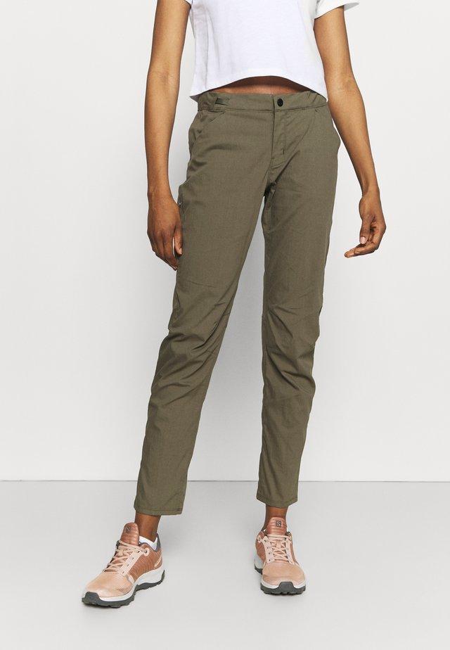 KONSEAL PANT WOMENS - Pantaloni outdoor - tatsu