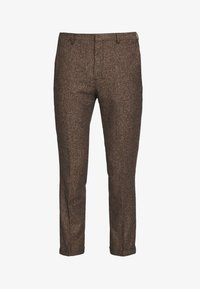 Shelby & Sons - BARAH TROUSER - Trousers - brown - 6