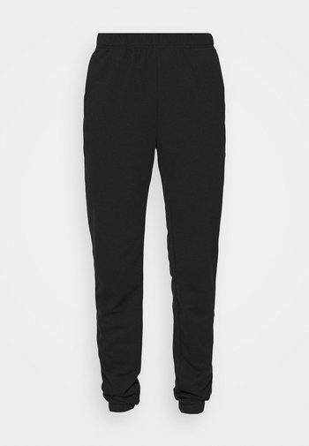 VMELLA BASIC PANT - Tracksuit bottoms - black