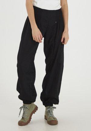 Pantalon classique - black beauty
