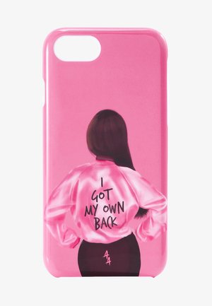 iPhone 6/7/8 - Phone case - pink/black