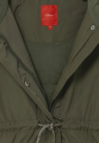s.Oliver - Winter coat - khaki/olive - 3