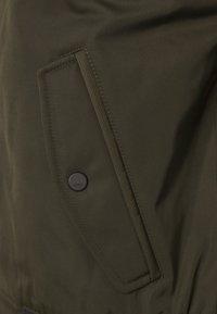 HUGO - BORIS - Bomber Jacket - dark green - 7
