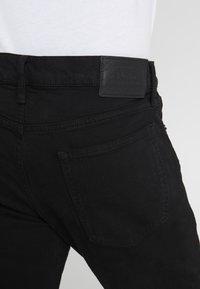 Polo Ralph Lauren - ELDRIDGE  - Jeans Slim Fit - black - 3