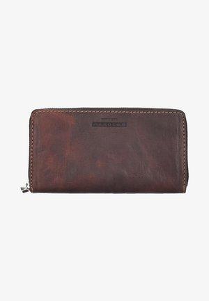 SADDLE  - Wallet - brown