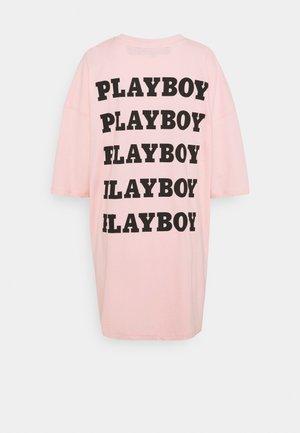 REPEAT SLOGAN  - Jerseykjole - pink