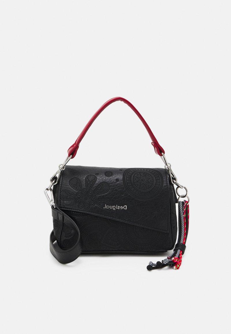Desigual - BOLS DEJA PHUKET MINI - Handbag - black