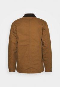 Carhartt WIP - MICHIGAN COAT DEARBORN - Kevyt takki - hamilton brown/tobacco rigid - 10