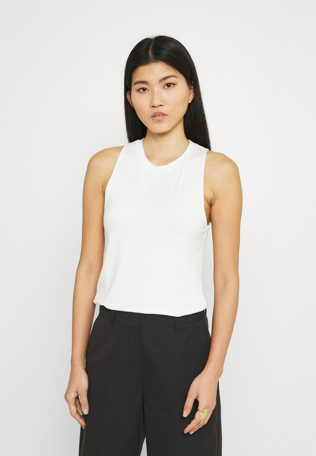 CASE - Top - white