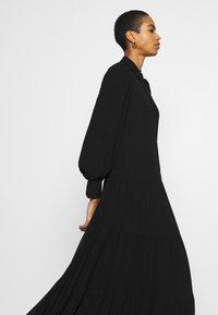 IVY & OAK - MAXI - Maxi dress - black - 4