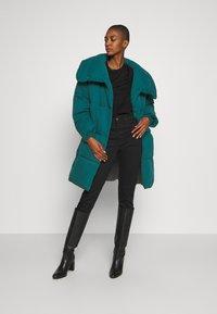 Thought - PHEBE COAT - Winter coat - kingfisher - 1