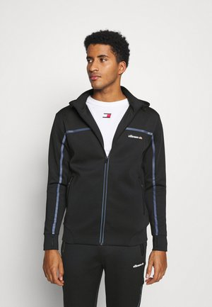 BARRITI - Zip-up hoodie - black
