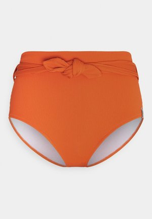 PALM SPRINGS HIGH WAISTED BOTTOM - Bikini bottoms - salamander