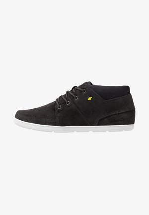 CLUFF - High-top trainers - charcoal