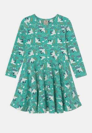 SOFIA SKATER DRESS - Jersey dress - green