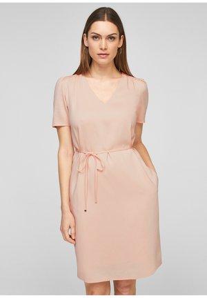 Day dress - spring rose