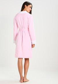 Lauren Ralph Lauren - ESSENTIALS - Dressing gown - pale pink - 2