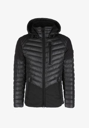 REVOX CARBOHITEC - Winter jacket - schwarz