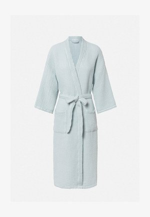 WAFFLE  - Dressing gown - blue