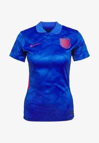 Nike Performance - ENGLAND ENT AWAY - National team wear - mega blue/sport royal - 4