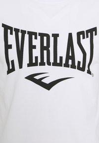 Everlast - TEE DUVALLE - Top sdlouhým rukávem - white - 2