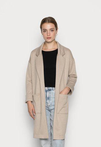 PCDORITA COATIGAN - Short coat - silver mink