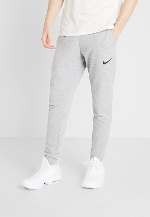 DRY PANT TAPER - Pantalones deportivos - grey heather