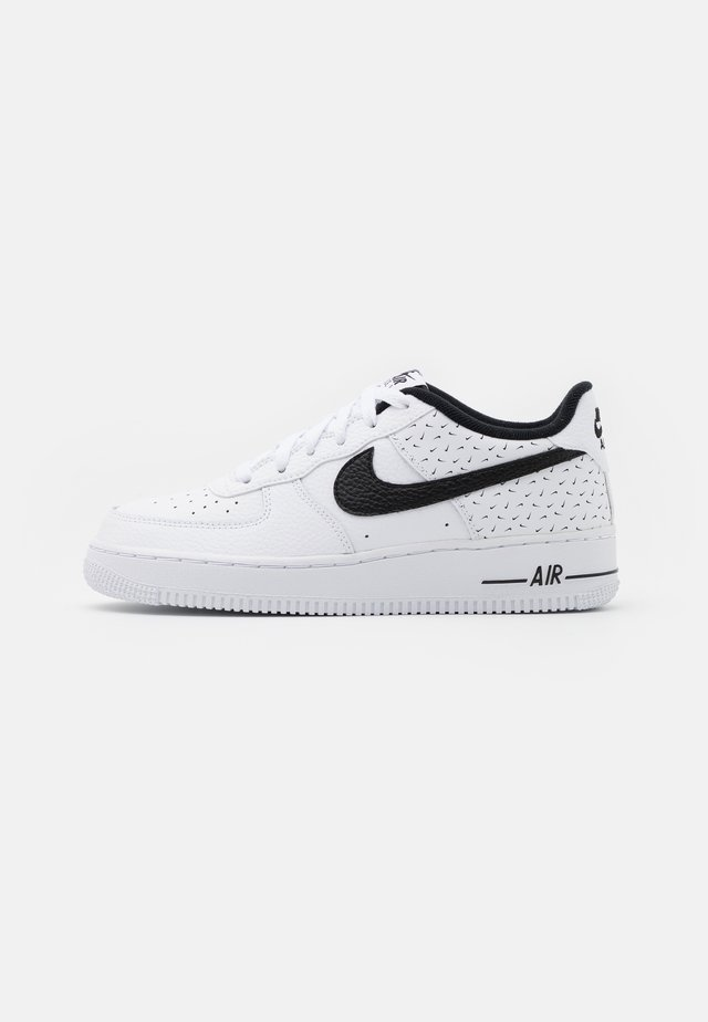 AIR FORCE 1 '07 UNISEX - Baskets basses - white/black