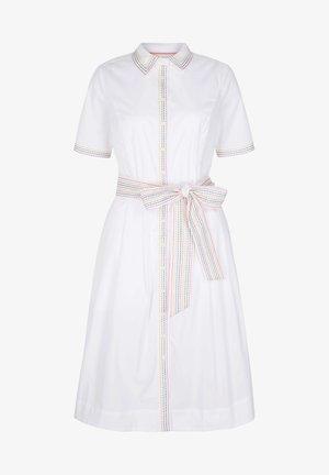 ANASTASIA  - Blusenkleid - white