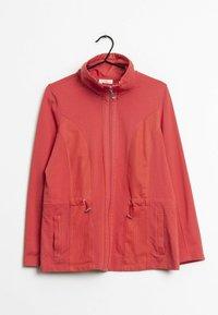 Bonita - Sweater met rits - red - 0