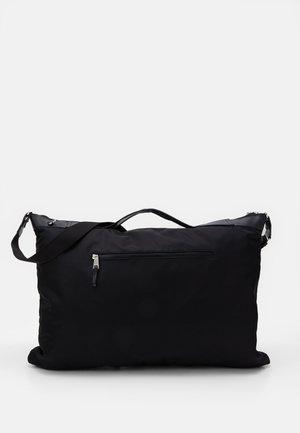 TECHNICAL DUFFLE BAG UNISEX - Weekend bag - nero