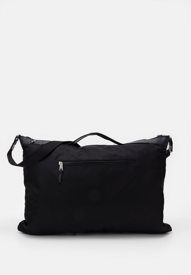 TECHNICAL DUFFLE BAG UNISEX - Taška na víkend - nero