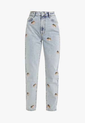 MINI TARA JEAN  - Jean boyfriend - light vintage