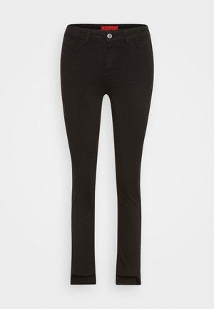 VENTOSA - Slim fit jeans - black