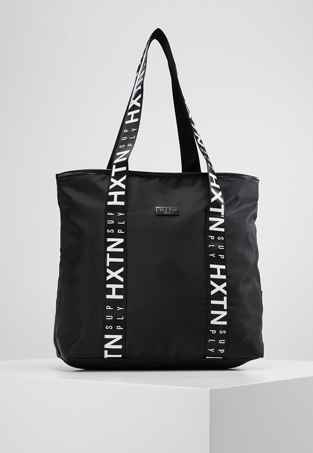 PRIME TOTE - Shopping bag - black