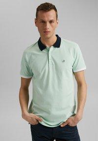 Esprit - FASHION - Polo shirt - pastel green - 4