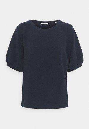 SASTI - Jednoduché triko - forever blue